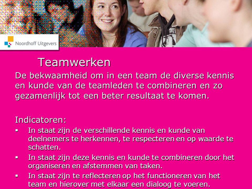 Teamwerken