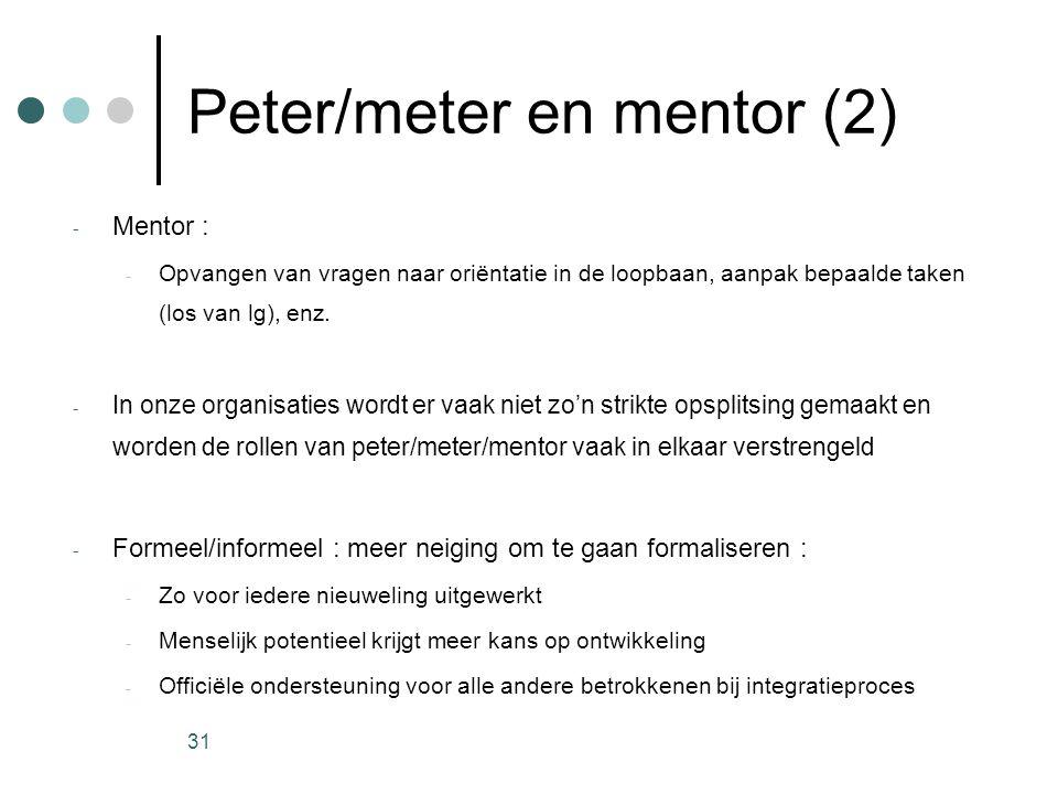 Peter/meter en mentor (2)