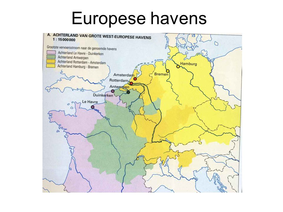 Europese havens