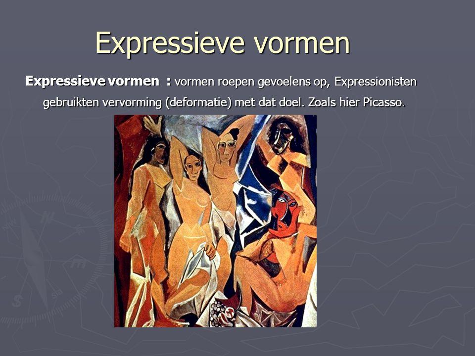 Expressieve vormen