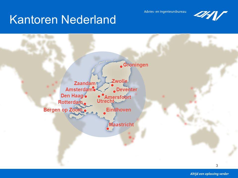 Kantoren Nederland Amersfoort Bergen op Zoom Den Haag Deventer