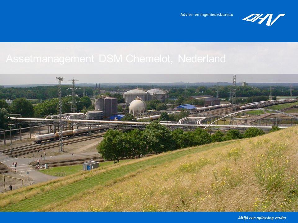 Assetmanagement DSM Chemelot, Nederland