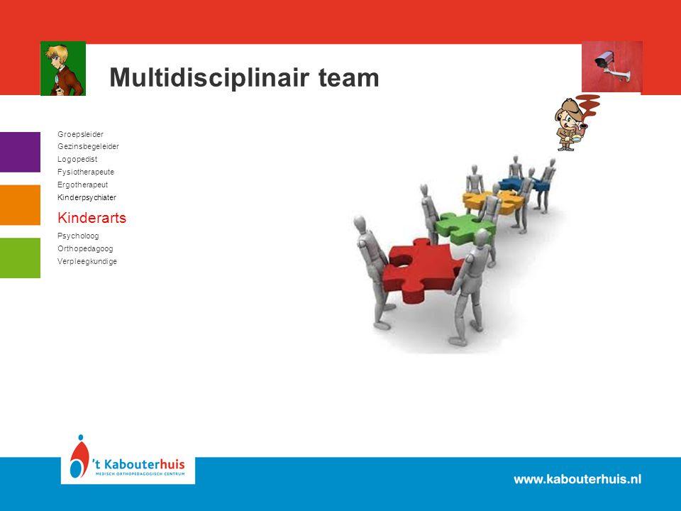 Multidisciplinair team
