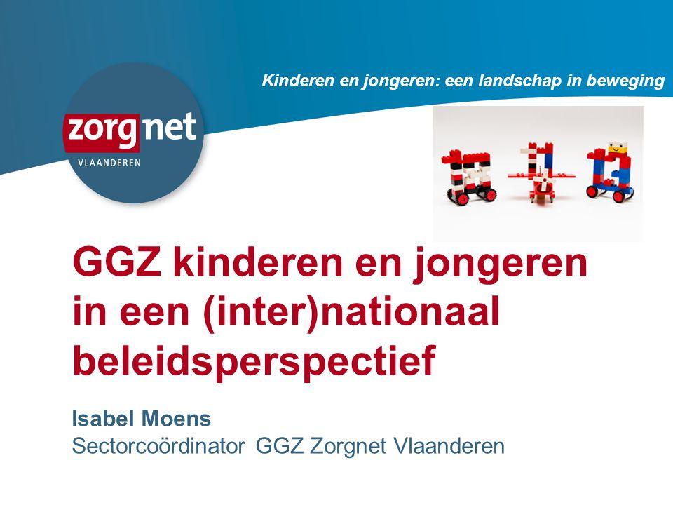 GGZ kinderen en jongeren in een (inter)nationaal beleidsperspectief