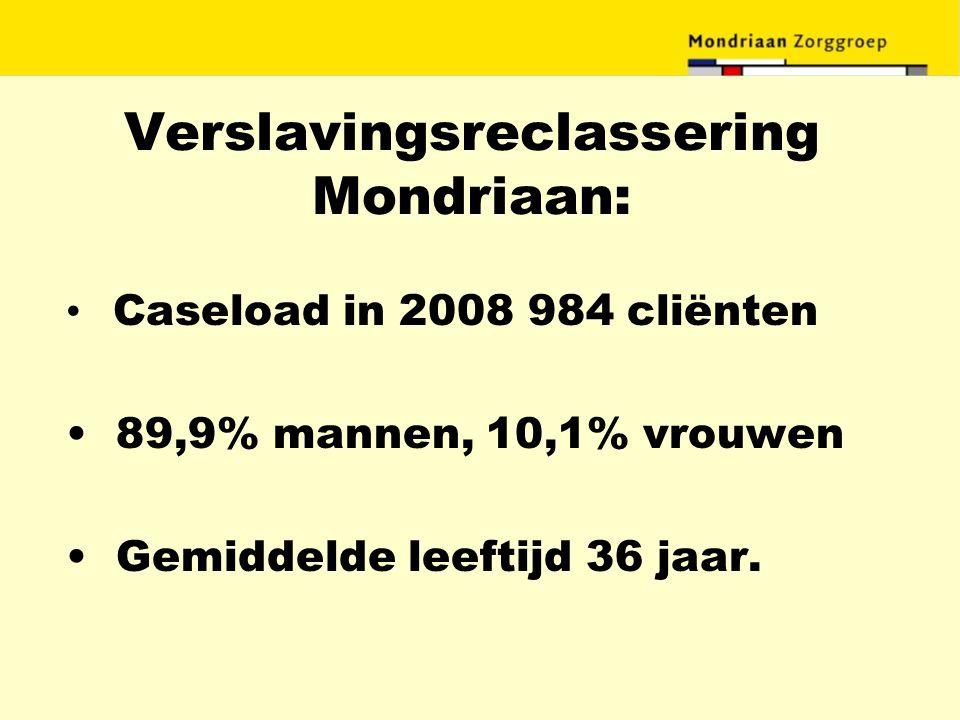 Verslavingsreclassering Mondriaan: