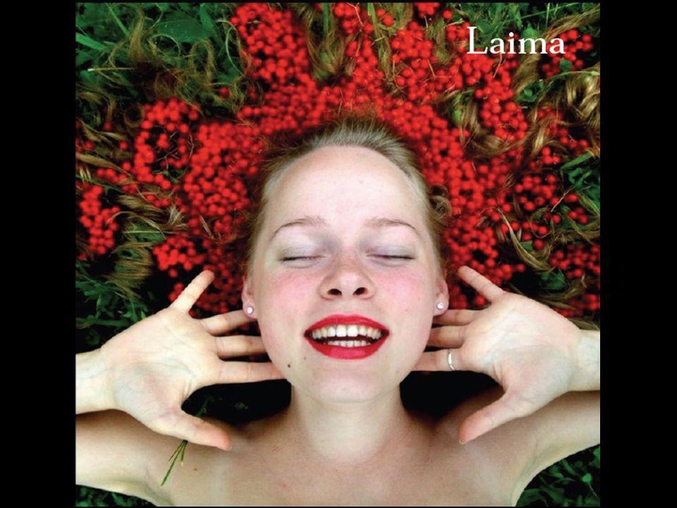 Ook een zeer mooi portret is het portret van Laima.
