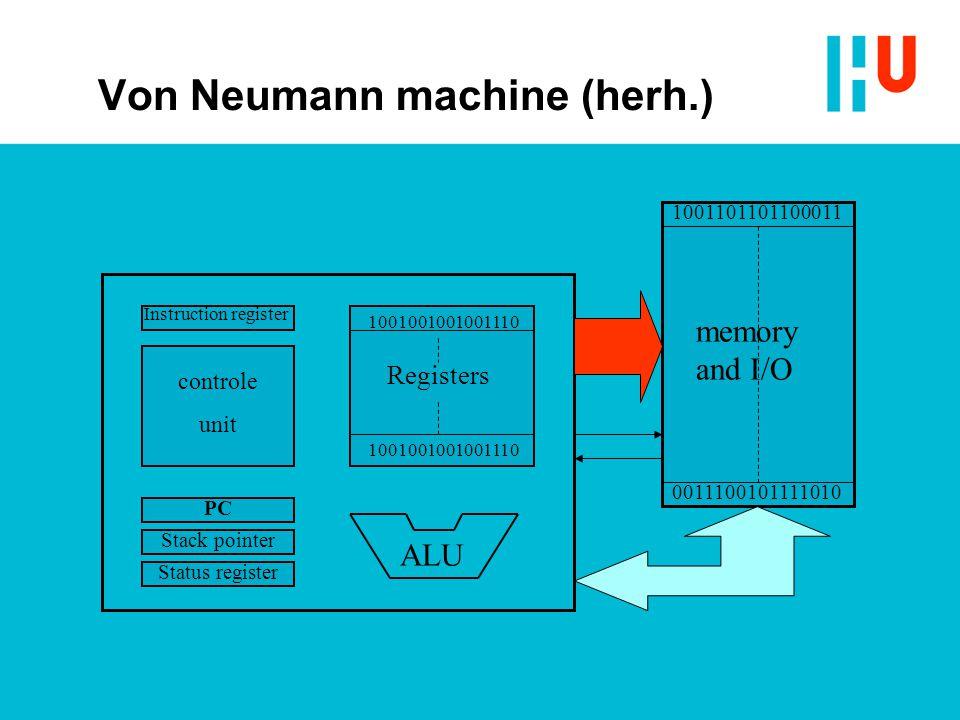 Von Neumann machine (herh.)
