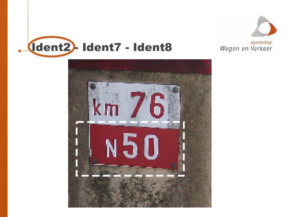 Ident2 - Ident7 - Ident8