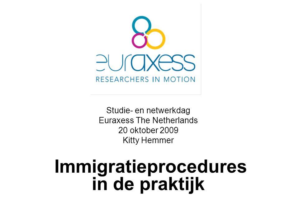Immigratieprocedures in de praktijk