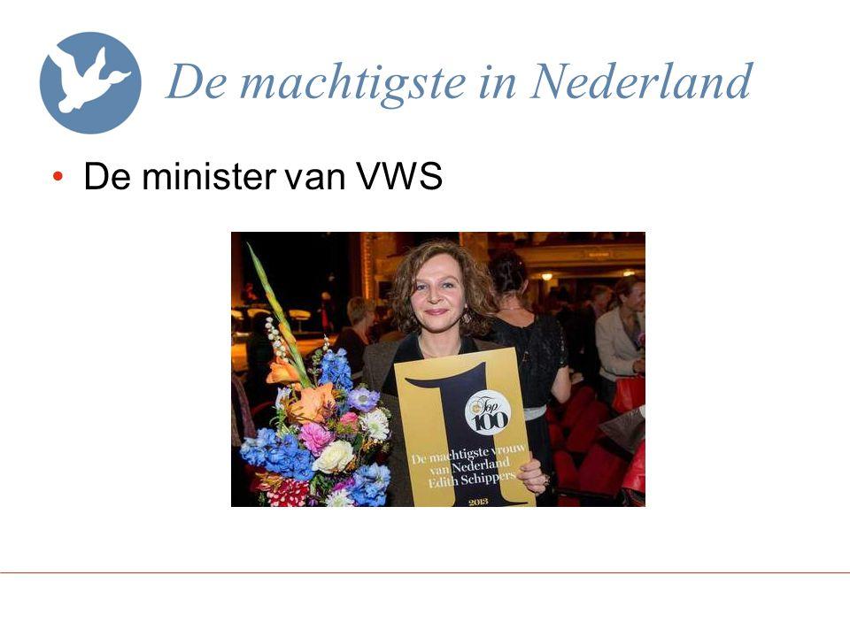 De machtigste in Nederland