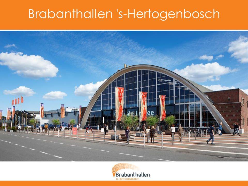 Brabanthallen s-Hertogenbosch