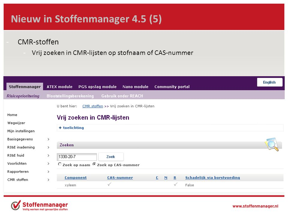 Nieuw in Stoffenmanager 4.5 (5)