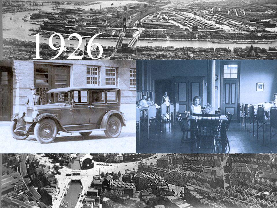1926 gescheidenis gat lang terug / 1926