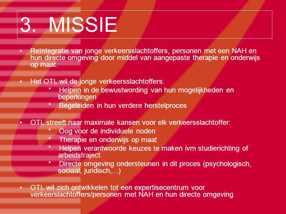 3. MISSIE