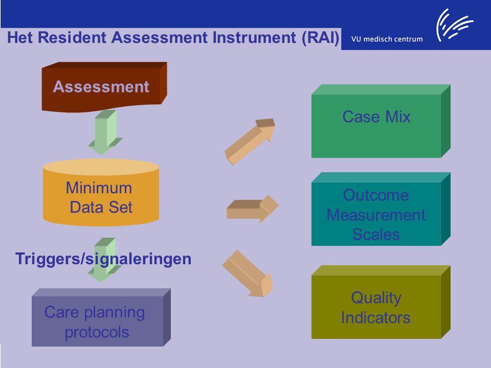 Het Resident Assessment Instrument (RAI)