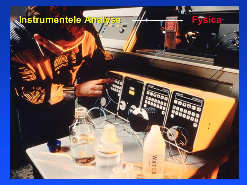 Instrumentele Analyse Fysica