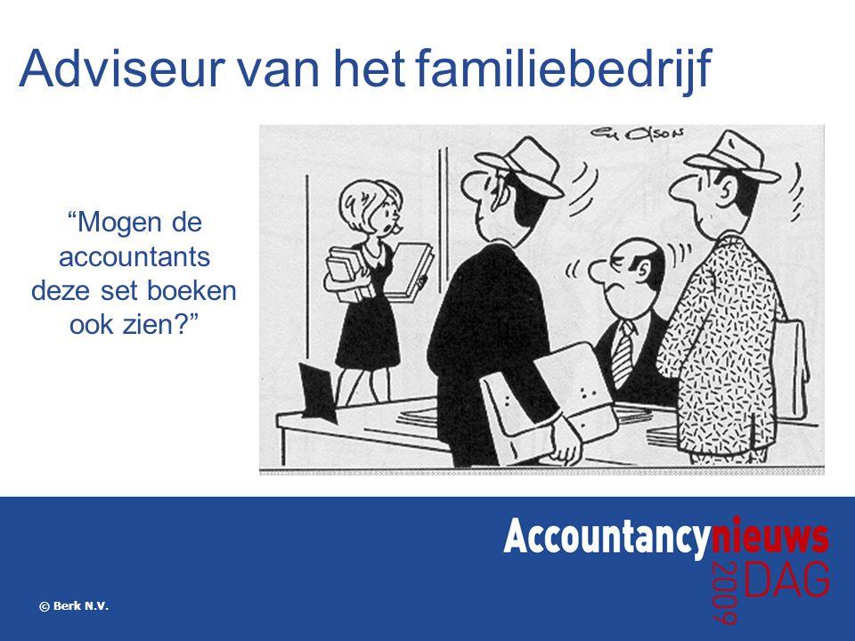 Adviseur van het familiebedrijf