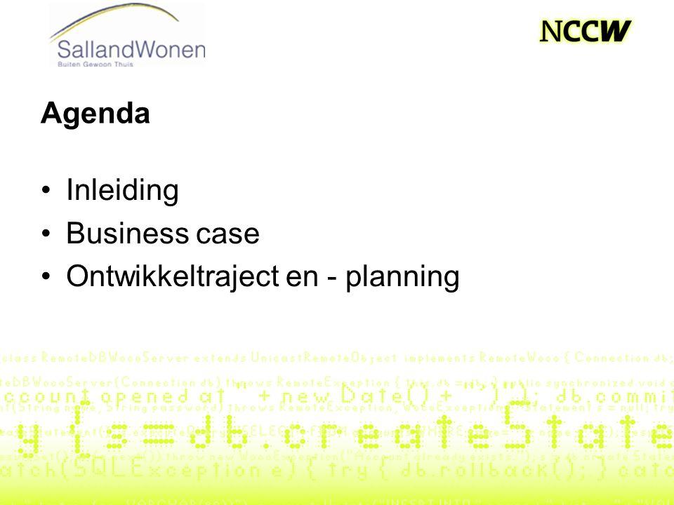 Ontwikkeltraject en - planning