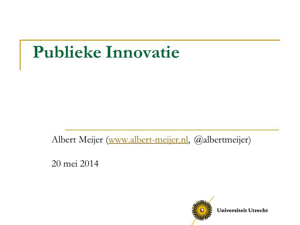 Albert Meijer (www.albert-meijer.nl, @albertmeijer) 20 mei 2014