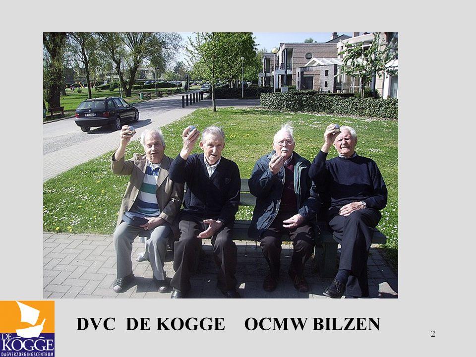 DVC DE KOGGE OCMW BILZEN