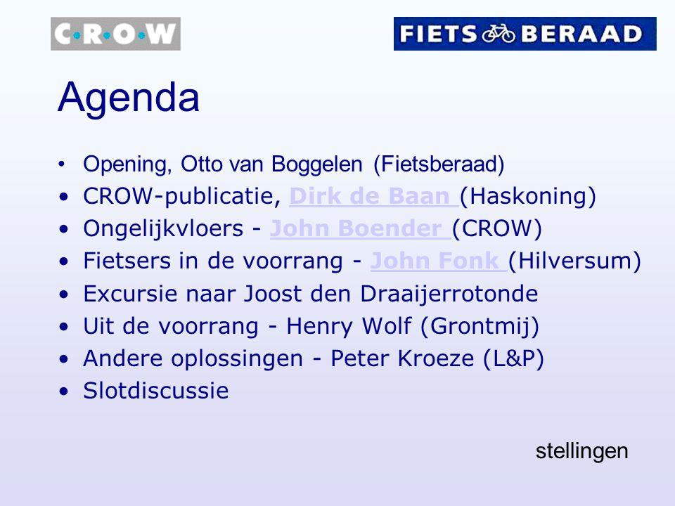 Agenda Opening, Otto van Boggelen (Fietsberaad)