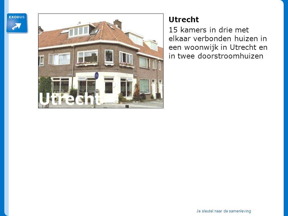 Utrecht, 15 plaatsen Venlo Utrecht