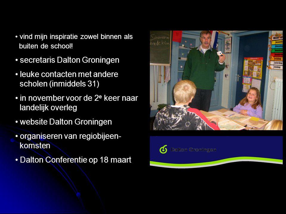 secretaris Dalton Groningen