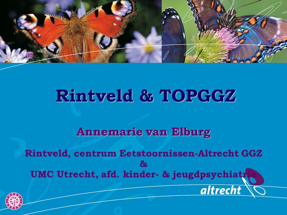Rintveld & TOPGGZ Annemarie van Elburg