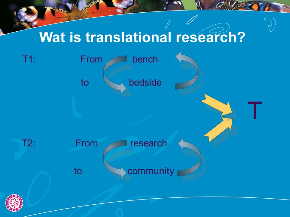 Wat is translational research