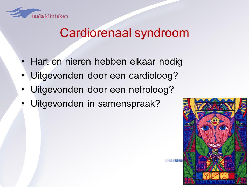Cardiorenaal syndroom