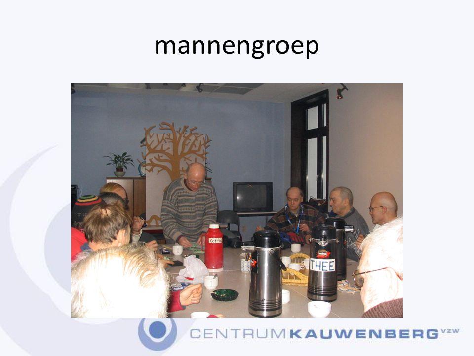 mannengroep