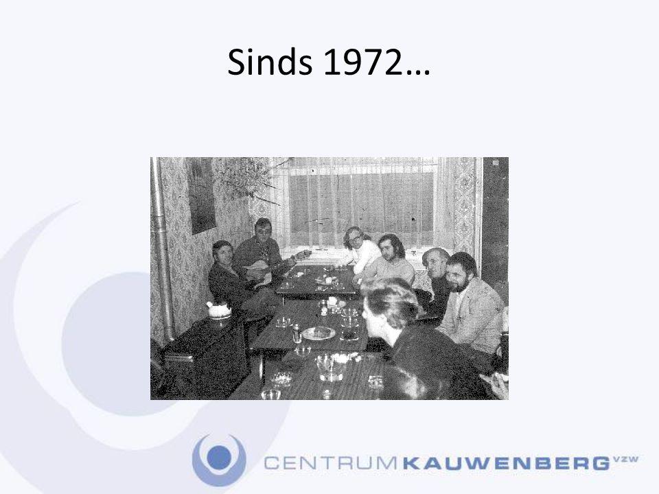 Sinds 1972…
