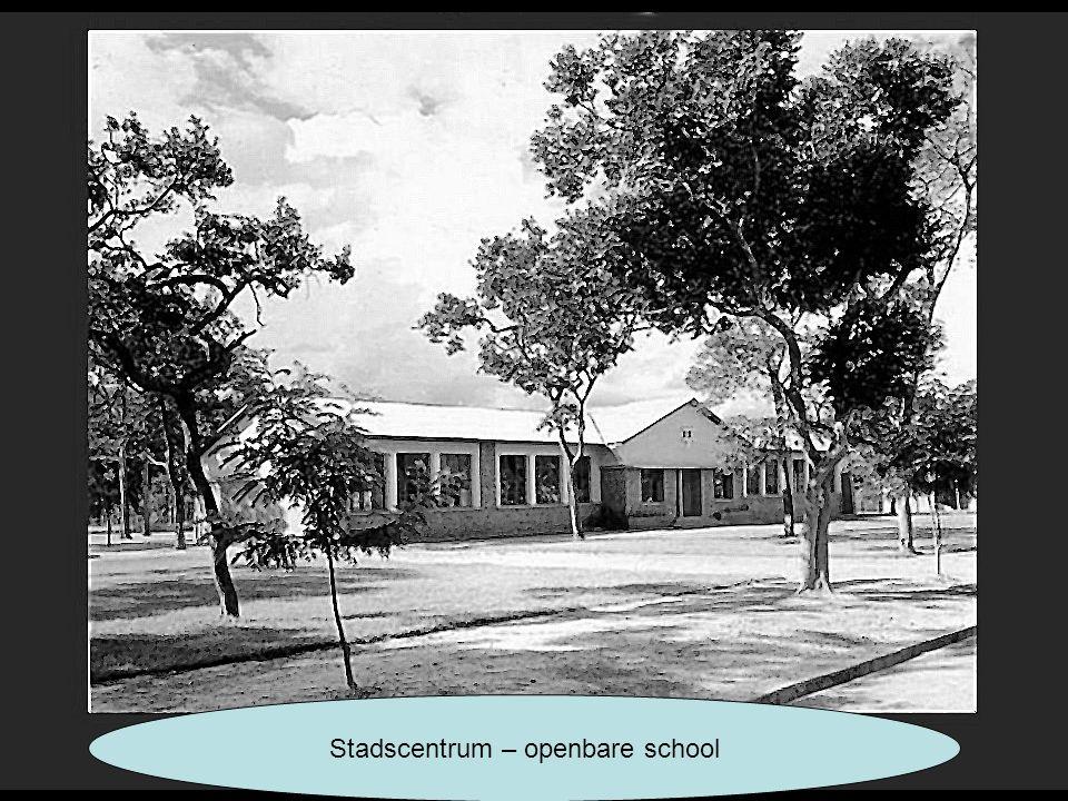 Stadscentrum – openbare school