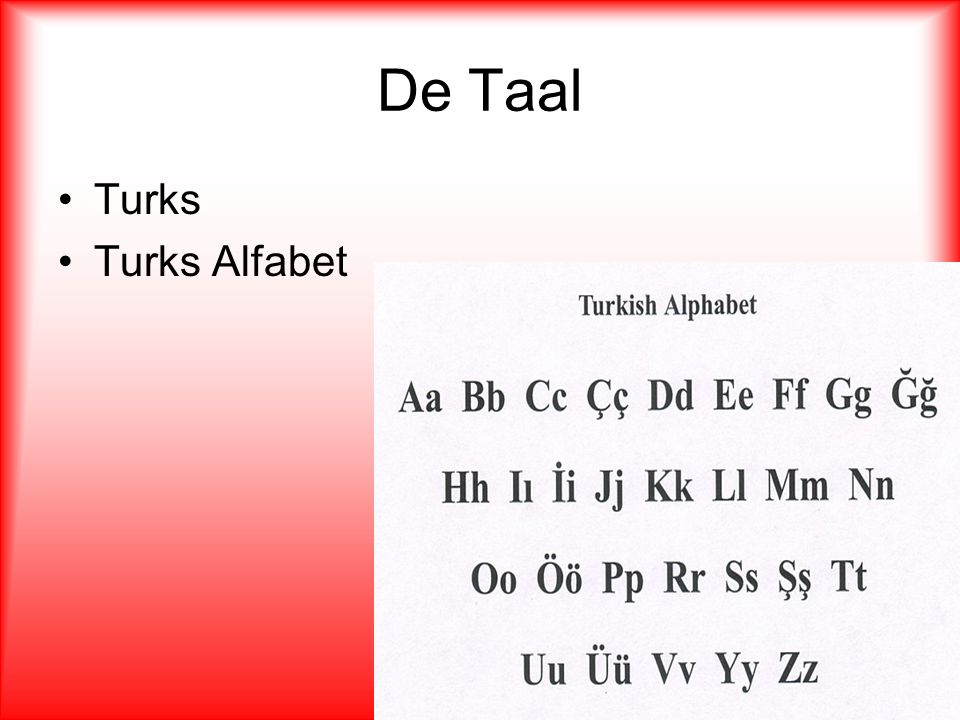 De Taal Turks Turks Alfabet Turks Seni seviyorum = Ik hou van jou