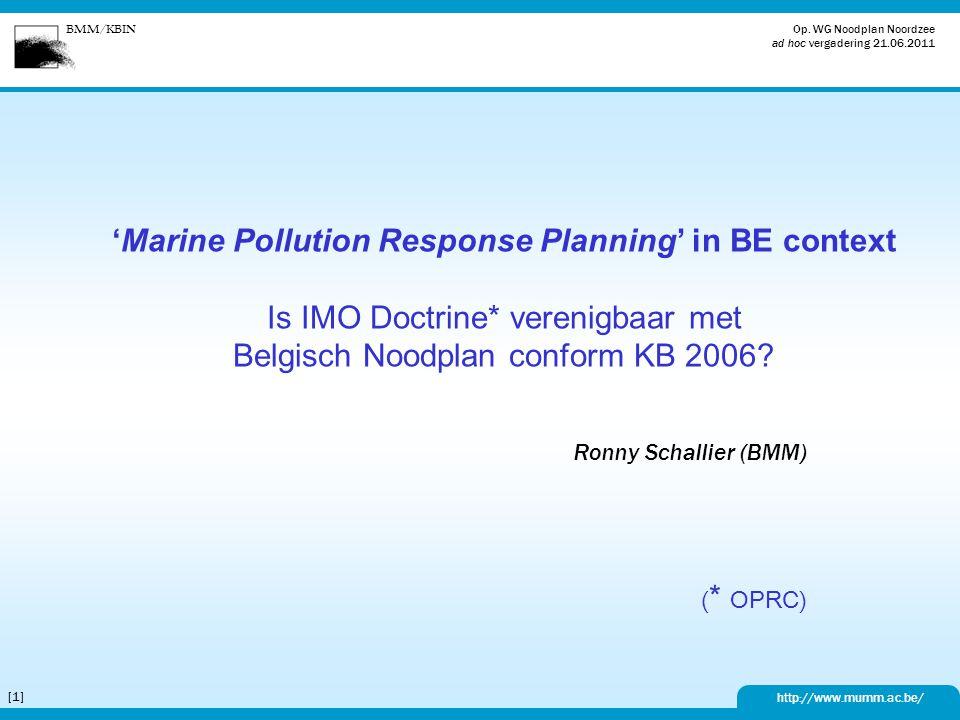 Ronny Schallier (BMM) (* OPRC)