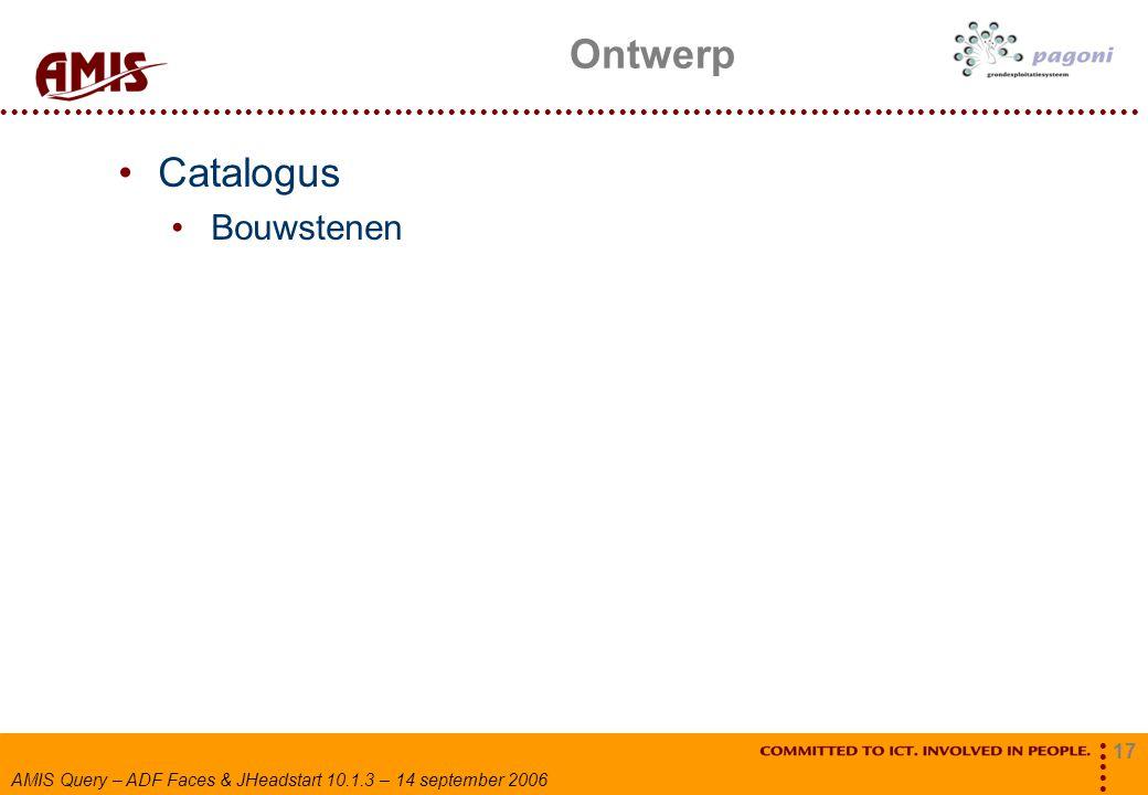 Ontwerp Catalogus Bouwstenen
