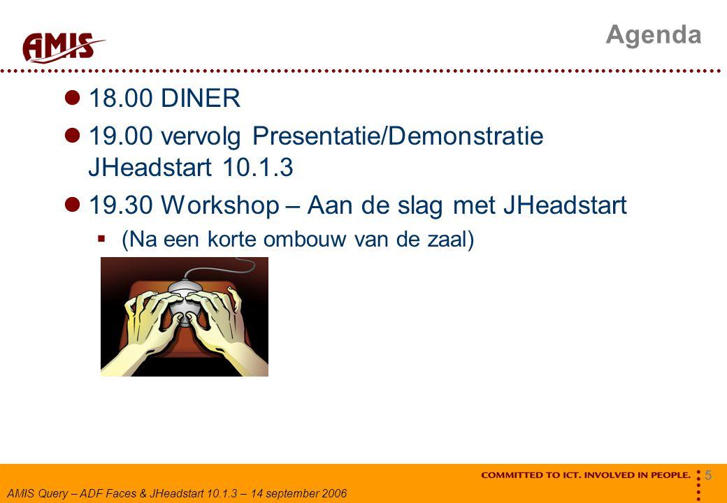 19.00 vervolg Presentatie/Demonstratie JHeadstart 10.1.3