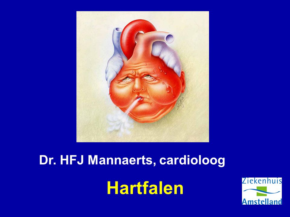 Dr. HFJ Mannaerts, cardioloog