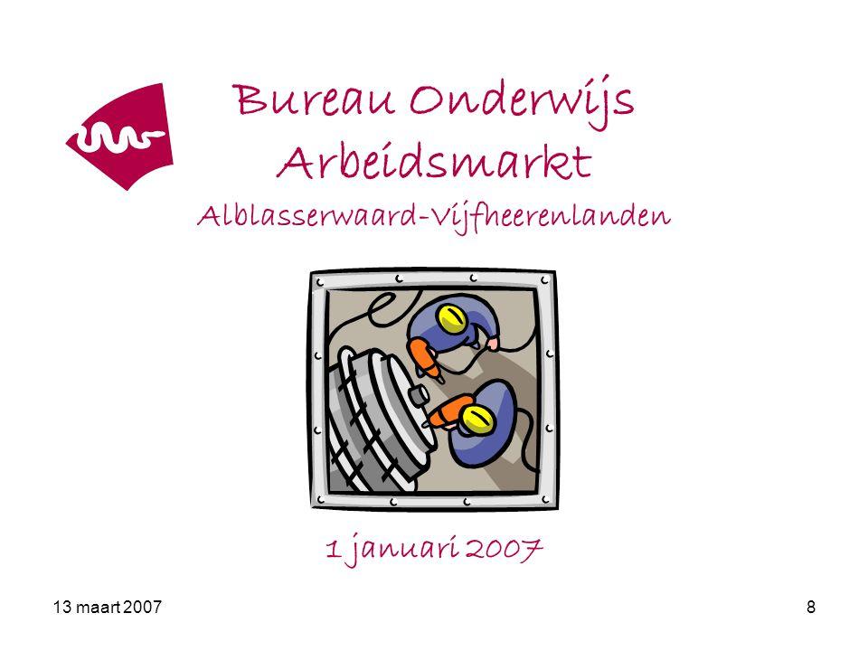 Bureau Onderwijs Arbeidsmarkt Alblasserwaard-Vijfheerenlanden