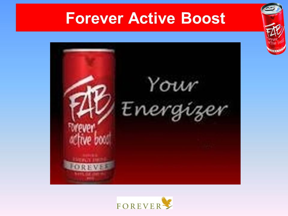 Forever Active Boost
