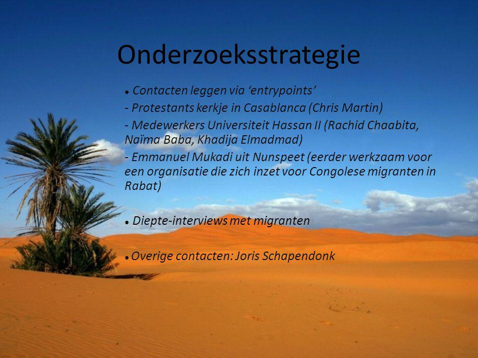 Onderzoeksstrategie