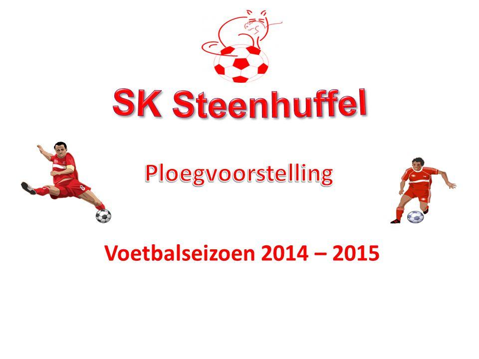 SK Steenhuffel Ploegvoorstelling Voetbalseizoen 2014 – 2015