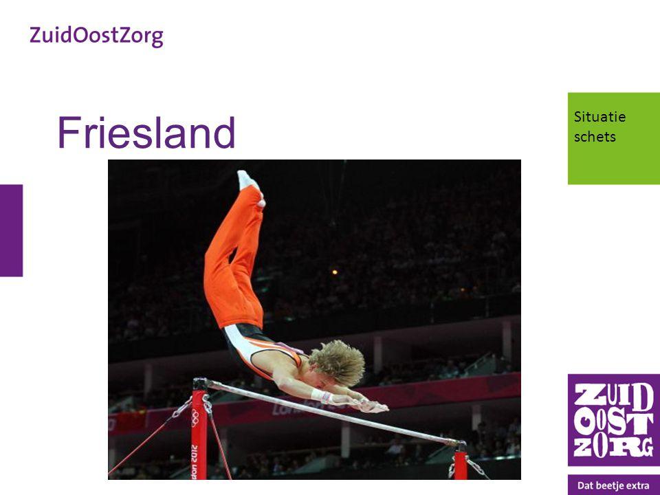 Friesland Situatie schets Foto Epke in laten draaien