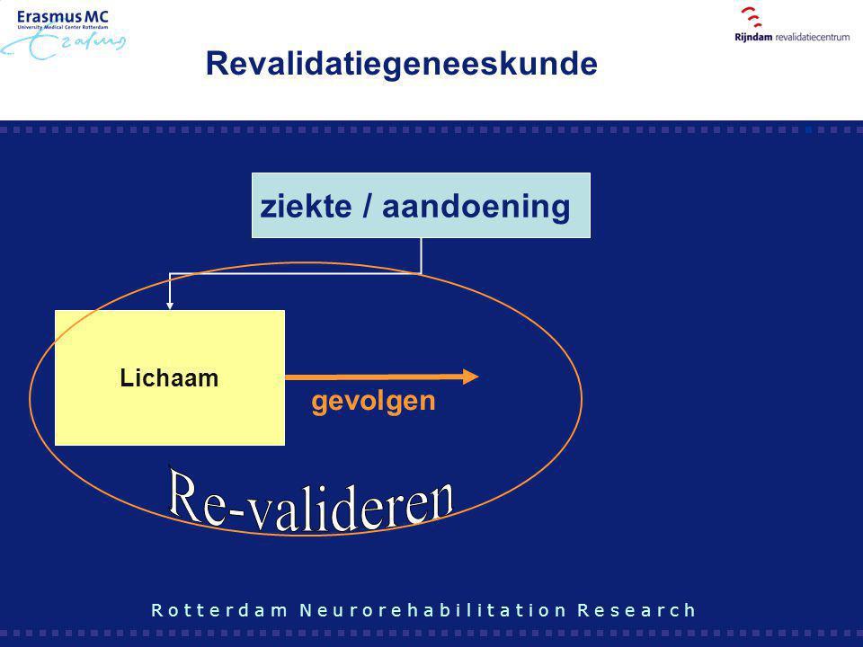 Revalidatiegeneeskunde