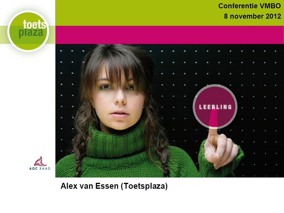 Alex van Essen (Toetsplaza)
