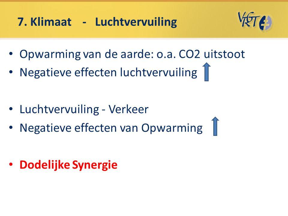7. Klimaat - Luchtvervuiling
