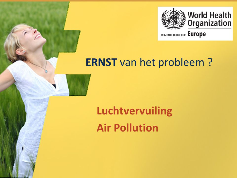 Luchtvervuiling Air Pollution