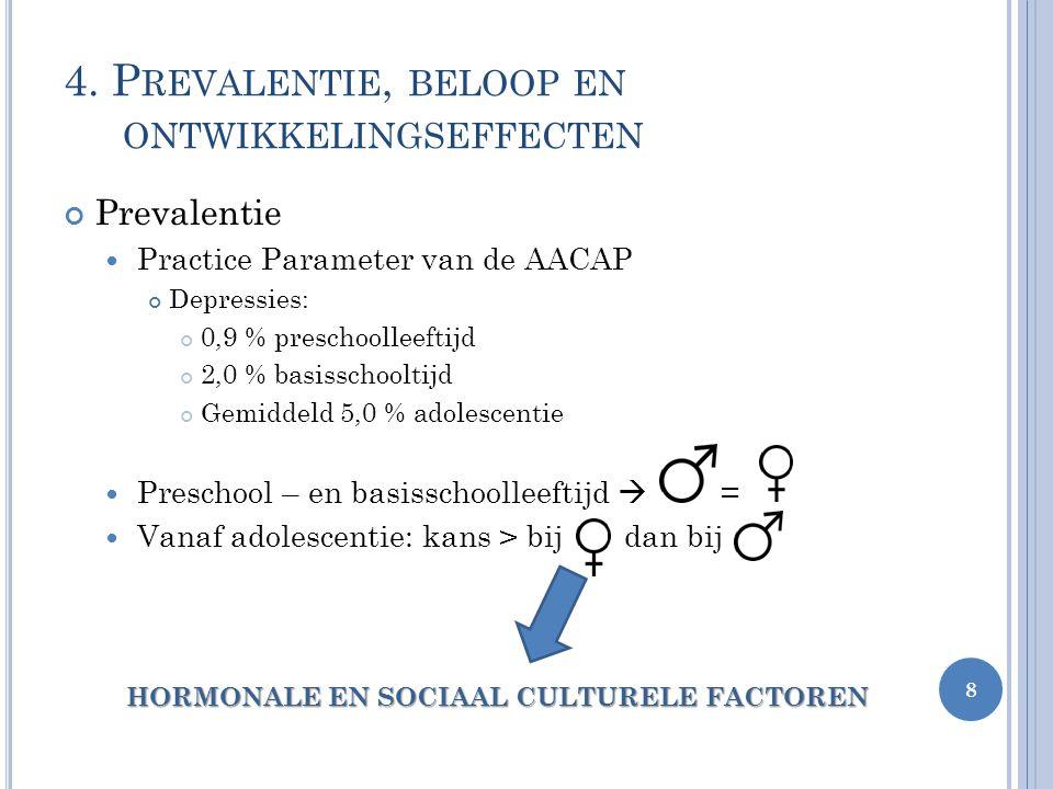4. Prevalentie, beloop en ontwikkelingseffecten
