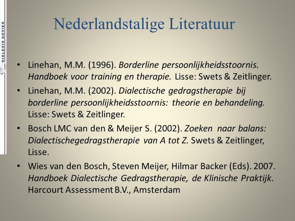 Nederlandstalige Literatuur