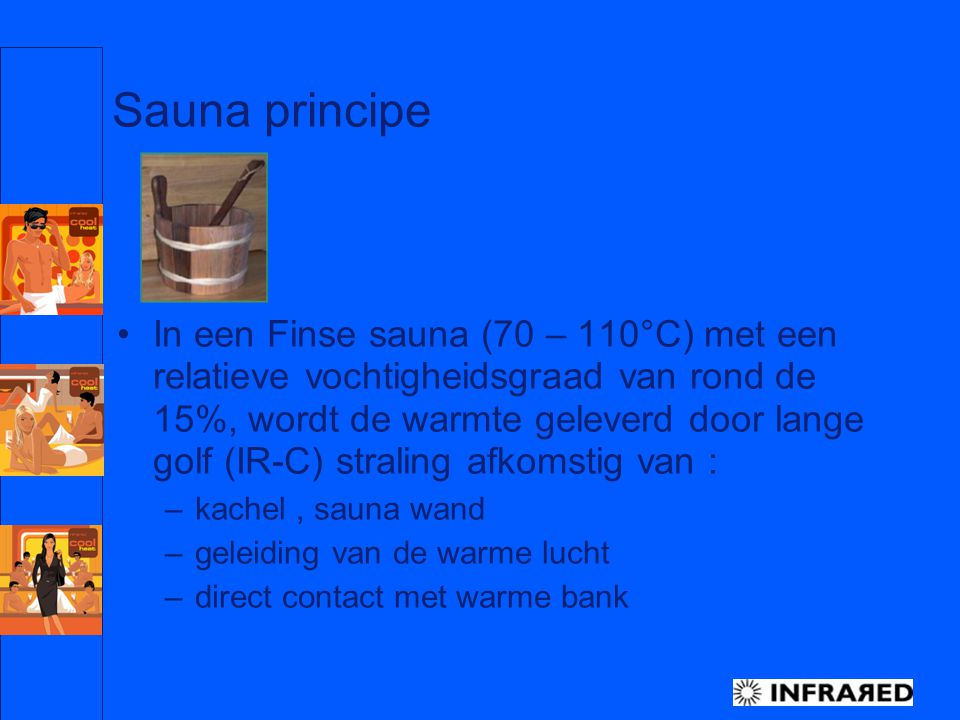 Sauna principe
